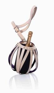 A Krug Flânerie garante uma temperatura de 10º por duas horas Acessórios Vinho