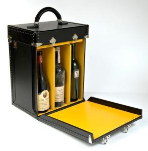 Goyard Acessórios Vinho